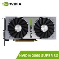 英偉達NVIDIA RTX 2060super 公版顯示卡 可咨詢3090/3080/3070預約