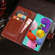 Samsung Galaxy A51 Case Flip Phone Holder Stand Case Samsung A51 SamsungGalaxyA51 Case Wallet PU Leather Back Cover