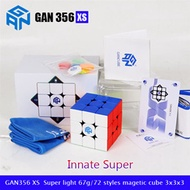 GAN 356 X S Magnetic magic cube GAN356X 3X3X3 professional 3x3 speed cube GAN356XS 3x3x3 magnets puz
