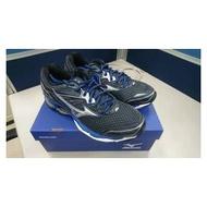 美津濃 J1GC160106 WAVE CREATION 18 男慢跑鞋 高避震鞋款 日規27.0cm