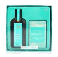 ALTERNA 摩洛哥優油禮盒(125ML+沐浴皂)