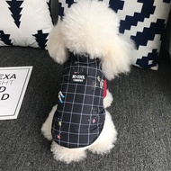 【rhd】經典防水狗雙面穿馬甲寵物馬甲狗狗馬甲杜邦棉夾層狗狗保暖衣冬裝