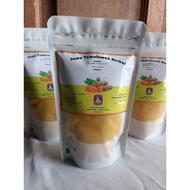 Instant Temulawak Powder, Herbal Temulawak Powder, Instant Temulawak, Sari Temulawak 100 Gr