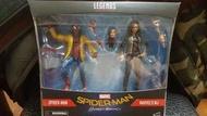 全新現貨 Marvel Legends 6吋 漫威傳奇系列 蜘蛛人 離家日 返校日 MJ 雙人包