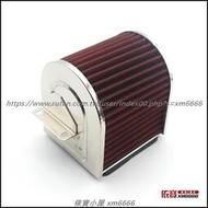 【機車改裝】適用于本田 CB500X CB500F CBR500R空氣濾芯可清洗重復用空濾改裝 露天拍賣