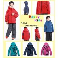 【好買商城】兒童款 防風防雨三穿保暖外套 兒童兩件式防風雨三穿保暖外套~防風、保暖、防潑水 兒童款兩件式外套