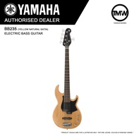 PRE-ORDER (Dec/Jan) Yamaha BB235 (Yellow Natural Satin) Electric Bass Guitar - BB Series Electronic Guitars Absolute Piano - The Music Works GA1