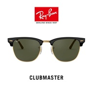 Ray-Ban Clubmaster - RB3016 W0365  - Size 49 - Sunglasses