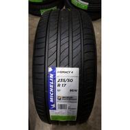 【車輪屋】米其林 Primacy 4 P4 235/50-17 96W 私訊保證最低價 四輪送定位