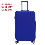 กระเป๋าเดินทางกระเป๋าเดินทางยืดหยุ่นฝาครอบป้องกันสำหรับ18-30นิ้วกระเป๋าเดินทางป้องกันถุงหูรูดกรณีกระเป๋าเดินทาง