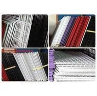 (豪邁)一般細網網片 (黑/白二鐵架色) 4cm/格 ~  網片架~可掛勾-大型鐵網架.置物架~