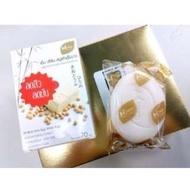 泰國 Mherb 溫和嫩白雞蛋豆腐皂 滋潤肥皂--上班這檔事強推泰國必買70g