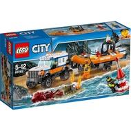 《傑克玩樂高》LEGO 樂高積木 60165 城市 city 海巡 救生 小艇