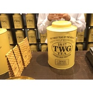TWG classic tea for the morning
