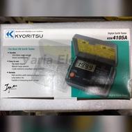Digital Earth Tester 4105a (kyoritsu)