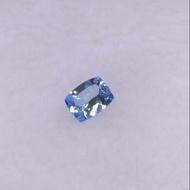 【寶格格】 天然海水藍寶 裸石   令人心曠神怡的水藍色