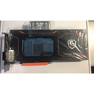 (全新開方式水冷)技嘉GTX1080 Xtreme Gaming WATERFORCE WB 8G