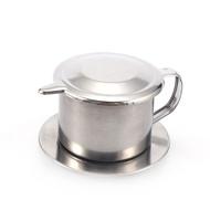 HUANJIA บ้านทนทาน Dripper แบบพกพา Infusering กาแฟหยดที่กรองกาแฟที่กรองกาแฟเครื่องทำกาแฟ