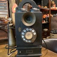日本老轉盤式電話