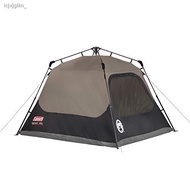 ✙❒Coleman Cabin Tent with Instant Setup (4person,6person) [stock in Malaysia]