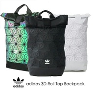 ✨READY STOCK✨ Adidas_Issey Miyake 3D Urban Laptop Travel School Backpack Bag