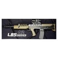 【BCS武器空間】G&G L85 A2 6mm 全金屬 電動槍,電槍-TGL-L85-A2-BBB