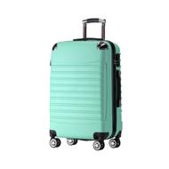 กระเป๋าเดินทาง กระเป๋าล้อลาก ขนาด20/24 นิ้ว วัสดุ PC แข็งแรง ทนทาน สินค้าพร้อมส่ง