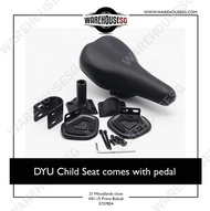 DYU Child Seat comes with pedal
