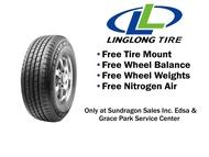 Linglong 265/60 R18 110V Crosswind H/T (Thailand) Tire