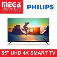 "Philips 55"" 4K Ultra Slim Smart LED TV 55PUT6002"