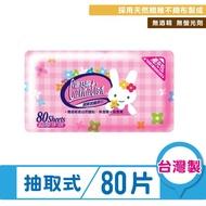 康乃馨 寶寶 潔膚 濕巾 超厚 補充包 (80片)/包 12入