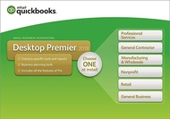 QuickBooks Desktop Premier 2018 (UK Version) - 5 User