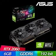 華碩 ROG-STRIX-RTX2060-O6G-GAMING 顯示卡