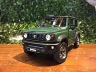 1/18 LCD Models Suzuki Jimny Sierra (JB74) LCD18004DG【MGM】