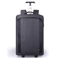 ผู้ชายกระเป๋าเดินทางล้อลากกระเป๋าสะพายหลังแบบติดล้อผู้หญิงธุรกิจ Rolling กระเป๋าโรงเรียนสะพายหลังกับล้อ Cabin กระเป๋าเดินทางกระเป๋าเดินทาง