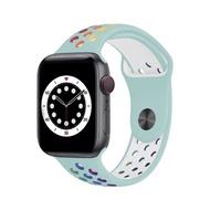 สายนาฬิกาข้อมือ สายสำหรับ applewatch สำหรับAppleWatch watch 6 SE ซีรีส์ 5 4 3 2 1 42 มม. 44 มม. 40 มม.38 มม
