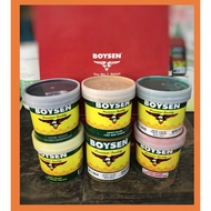Boysen latex color acrylic water based paint (1/4L and QUART size available)