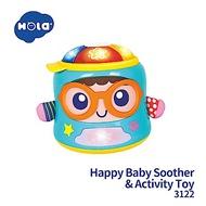 香港HOLA幼兒聲光玩具-好奇娃娃 3122