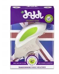 英國 doddl 人體工學嬰幼兒學習餐具刀_好窩生活節