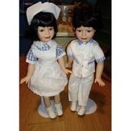 護士陶瓷娃娃護生娃娃(500元)