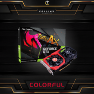 4GB DDR6 Nvidia GTX1650 SUPER Colorful New Battle-Ax Gaming & Mining Graphics Card