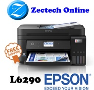 [FAST DELIVERY] Epson L6290 Wi-Fi Duplex All-in-One Ink Tank Printer with ADF L6290 l6290 Replacement For L6190