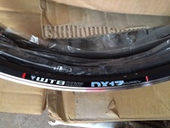 Mountain bike 26-inch rim/knife rim/aluminum alloy rim 24 holes on the hole V-brake mountain bike