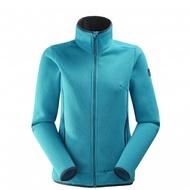 法國【EiDER】女Polartec Thermo Pro保暖外套 四向彈性、輕量、快乾及溫控 8EIV4450 [桃/藍/灰]