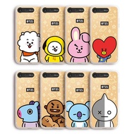 BT21 iPhone8 7 Mirror lighting case