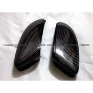 VW/福斯CC/ Scirocco / beetle 改裝碳纖後視鏡殼 /耳朵