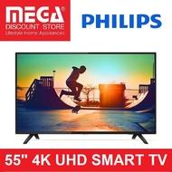 "PHILIPS 55PUT6103 55"" UHD 4K SMART TV + FREE FIXED-BRACKET WALLMOUNT"