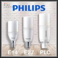 (Sirim) Philips MyCare LED Stick Energy Saving Bulb Bright Downlight E14 E27 PLC 5.5W 7.5W 9.5W 11W 1 Year Warranty