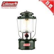 【露營趣】新店桃園 Coleman CM-04608 BATTERYLOCK 295 懷舊營燈 LED 露營燈 110V 乾電池 行動電源 700流明