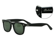 BOLON 太陽眼鏡 簡約雷朋款   |  黑 666-1